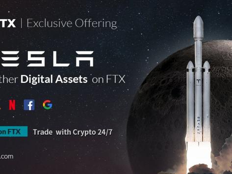 FTX Launches Tokenized Stocks