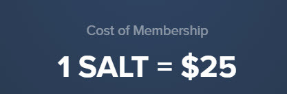 SALT Token Price