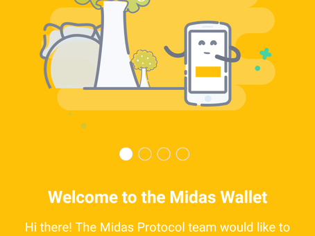 Midas Protocol Wallet Review