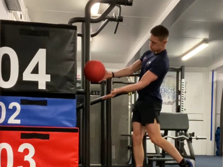 Balance Training For Golfers