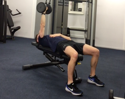 Chest Strength Training for Golfers
