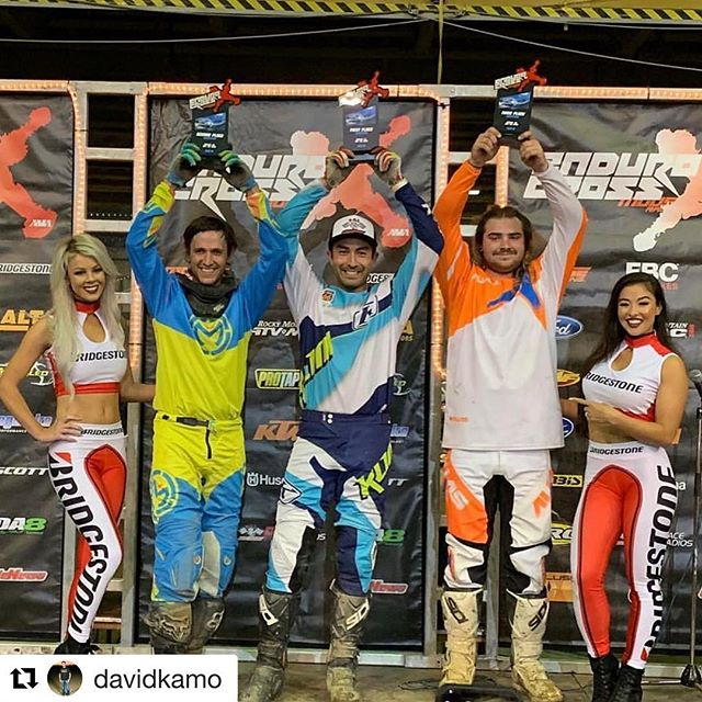 Nice job David Kamo a win in Colorado