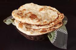 Our famous laffa bread