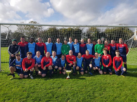 Delaford Challenge Cup Match Report