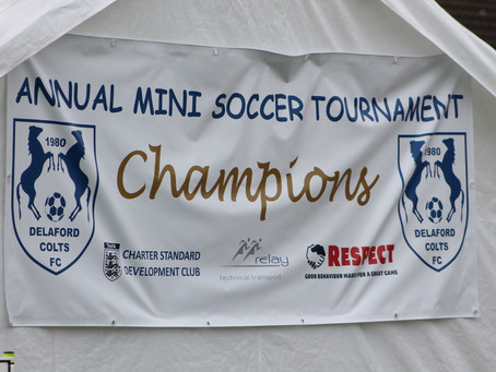 Mini Soccer Tournament a Summer Success!