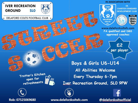 Street Soccer is coming home!