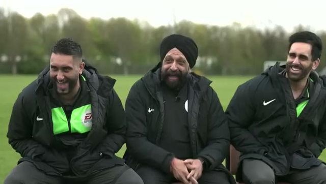 British Brothers make Referee History