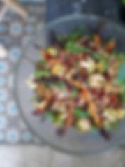 Gezonde catering