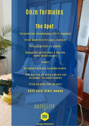 Satellite 'The Spot'