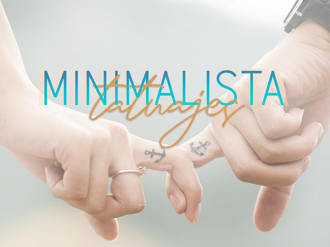 Branding / Minimalista Tatuajes