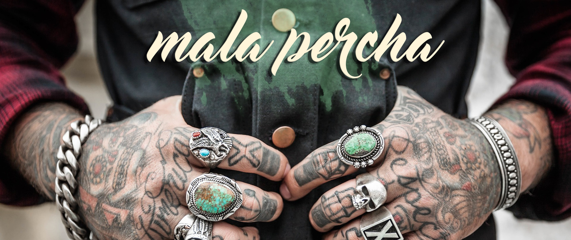 Marca + Branding Mala Percha