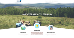 Website / Empresa multiaventuras