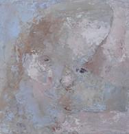 Fragment, technique mixte sur toile, 30x30