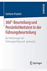 Buch: 360°-Beurteilung und Persönlichkeitstest