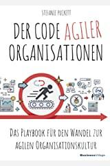 Buch: Der Code agiler Organisationen - Das Playbook für den Wandel zur agilen Organisationskultur