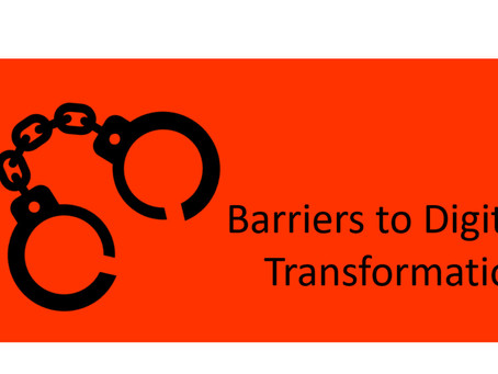 Barriers to Digital Transformation – in the USA and Germany