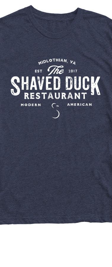 Navy Duck T-Shirt