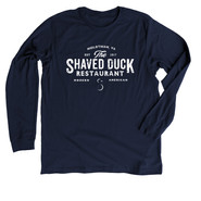Navy Duck Long-Sleeve