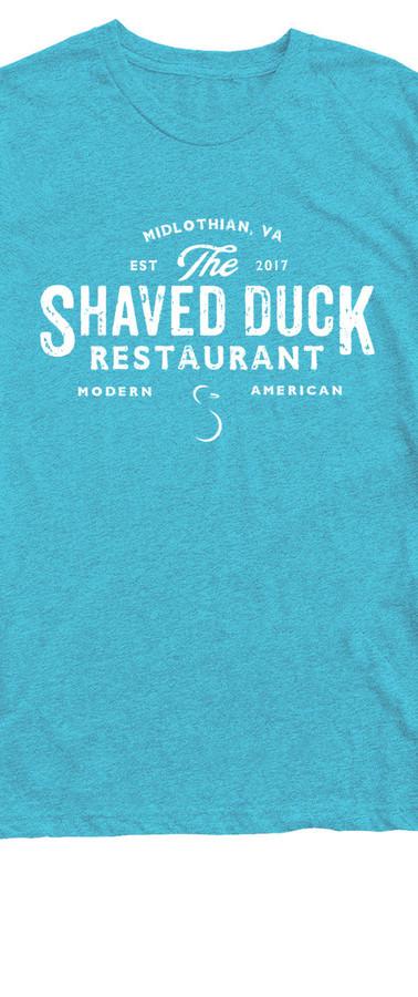 Teal Duck T-Shirt
