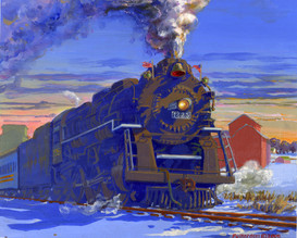 Nº 1225 Polar Express