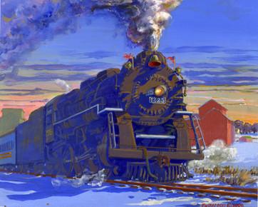 Nº 1225 Polar Express