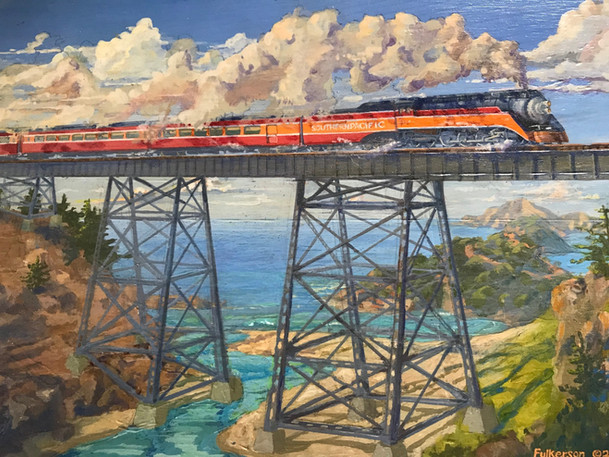 Great American Steam Trains