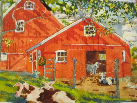 Flander's Farm, Woodbury, CT