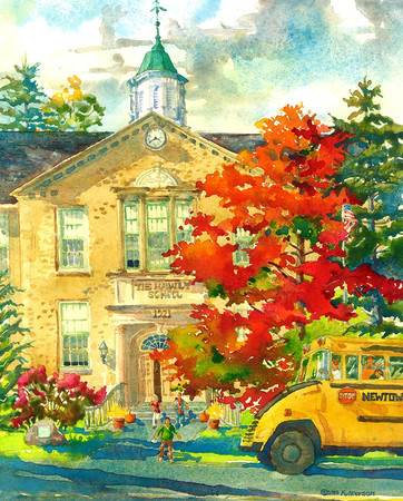 Hawley School, Newtown, CT
