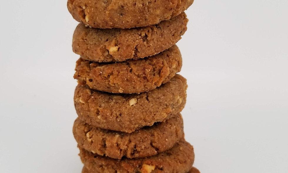 Star Anise Hazelnut Cookie