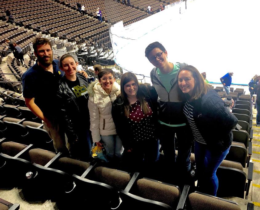 Jacksonville Icemen Game