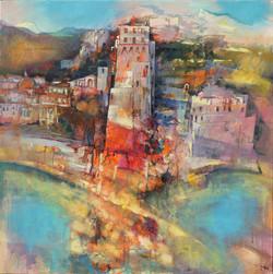 The reefs of Cetara in my dreams (Amalfi Coast)