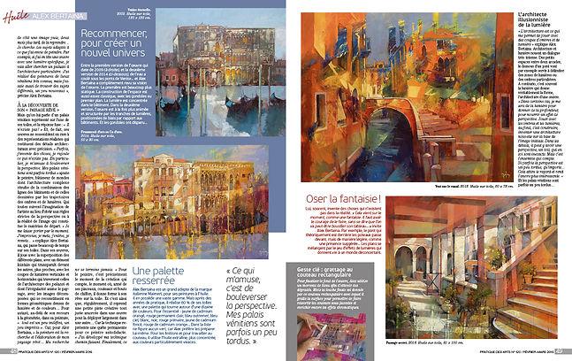 Pratique des Arts 120 Page 48-49