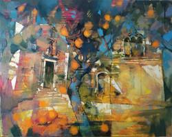 Santa Caterina and the memory of Taormin