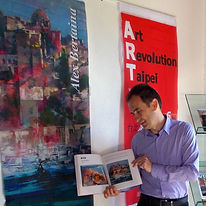 Art Revolution Taipei catalog