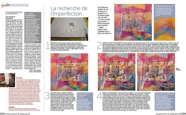Pratique des Arts 120 Page 50-51