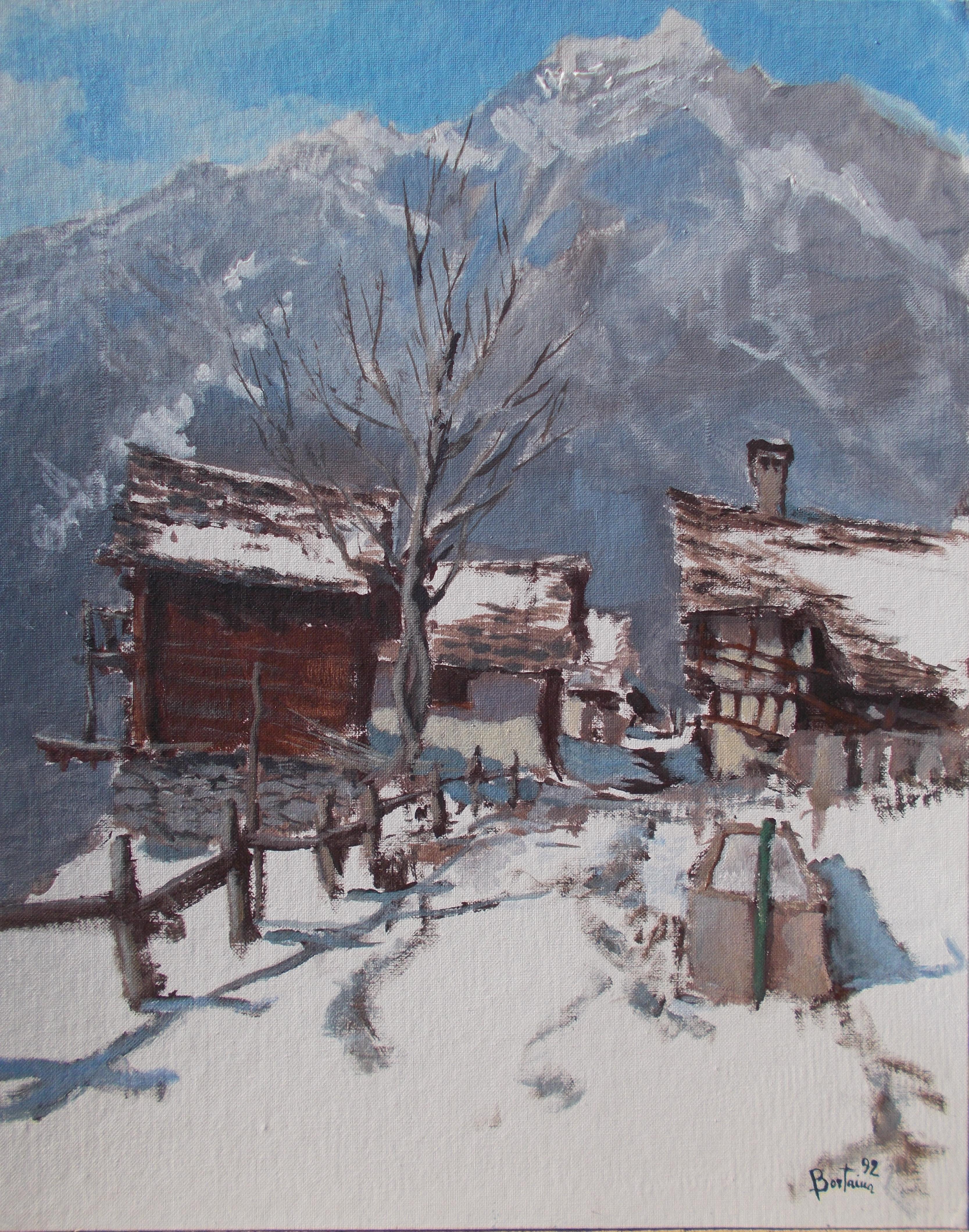 Loz, ultima nevicata