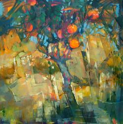 La colline aux oranges