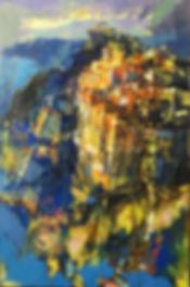 Cinque terre - En vol sur Riomaggiore 40