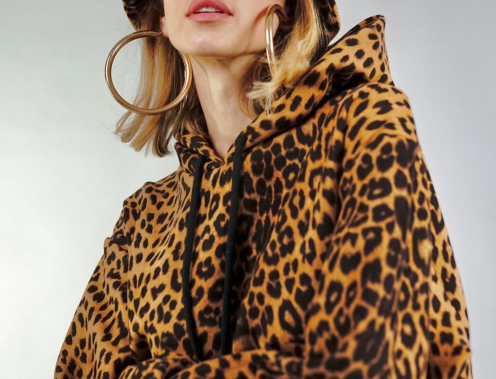 Duks leopard print - North China Limited