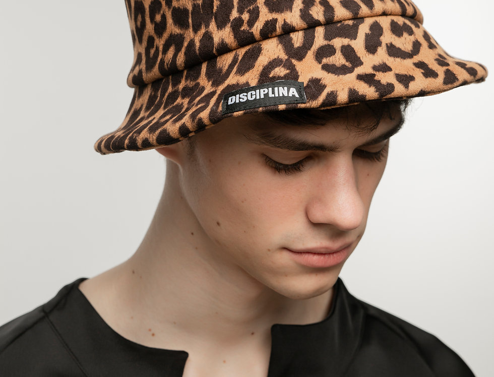 Console leopard bucket hat / Console leopard sesir