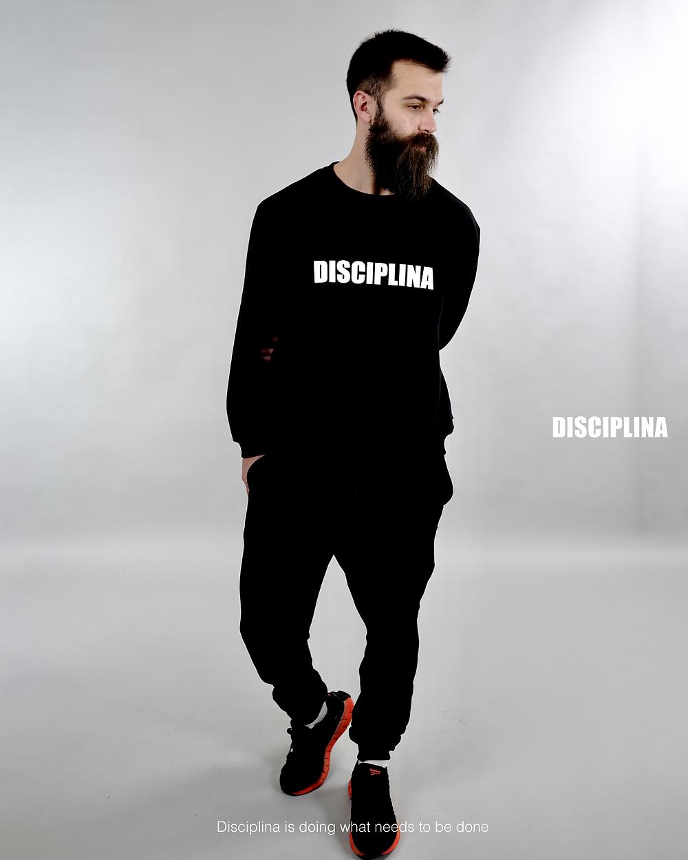 Bogdan Stefanovic for Disciplina, Photo by: Jana Mitrovic