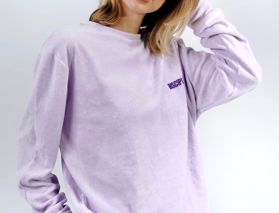 Console loungewear/crewneck sweather