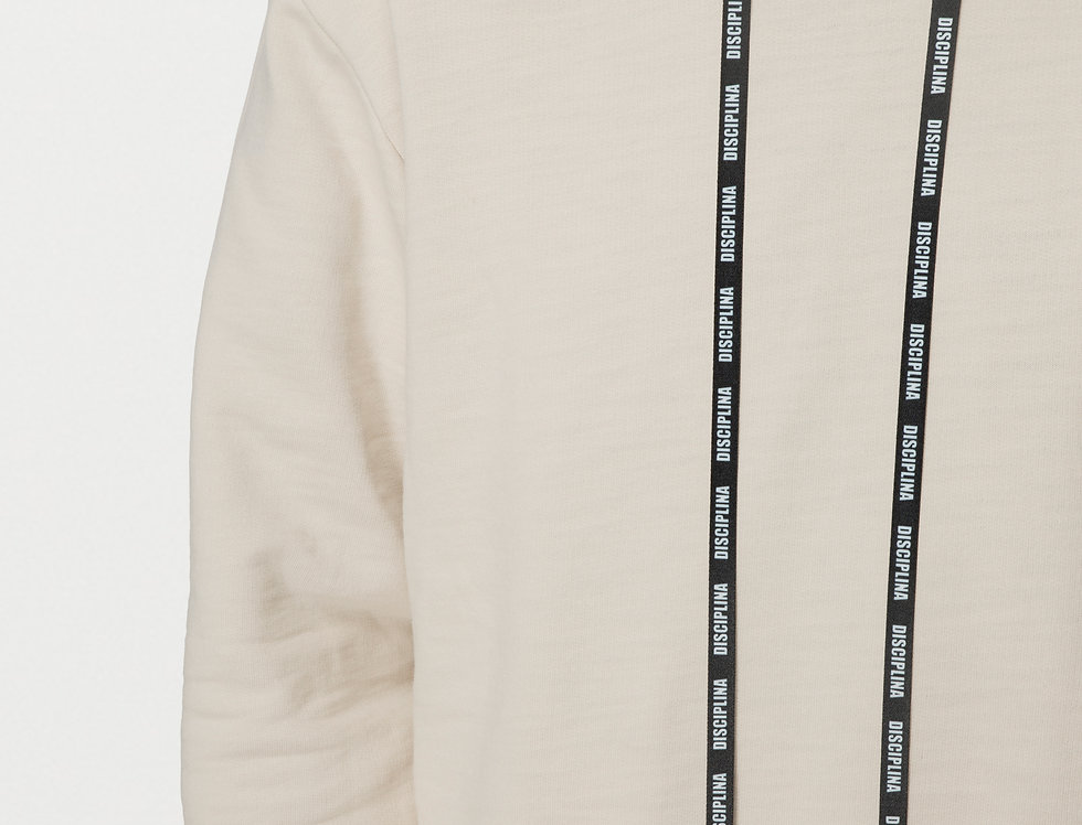 Console Cream hoodie