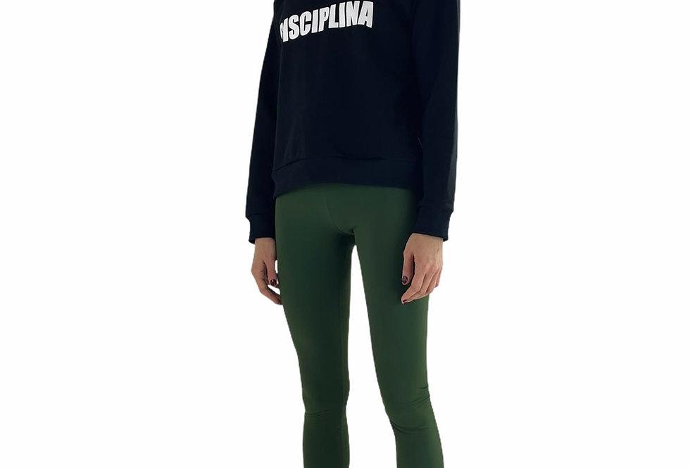 DISCIPLINA classic crewneck hoodie / DISCIPLINA classic dukserica bez kapuljace