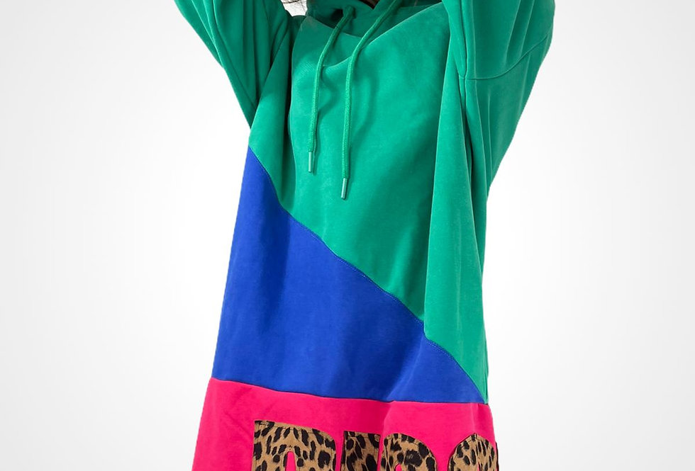 Color combo hoodie / Combo dukserica