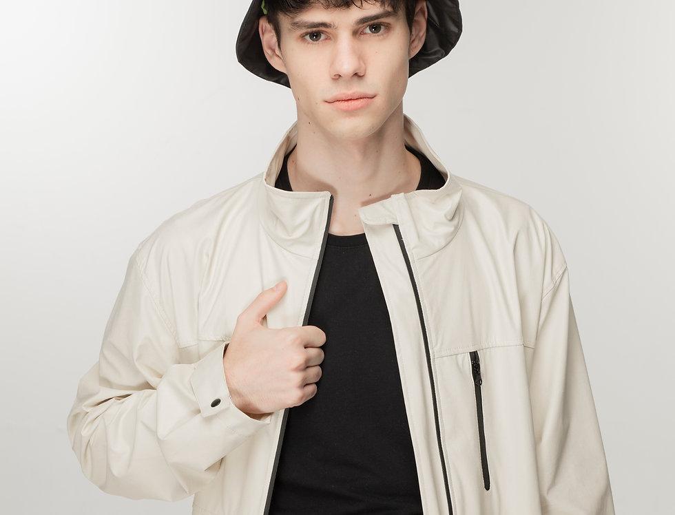 Console Cyber Vanilla faux leather jacket / Console Cyber Vanilla jakna