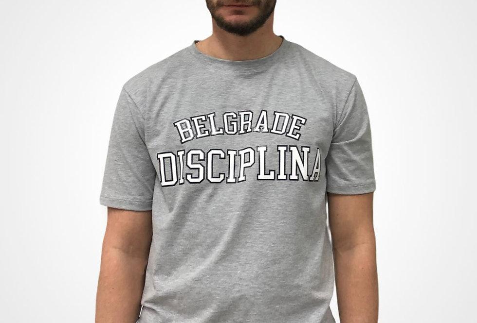 Disciplina College T shirt / Disciplina College T majica