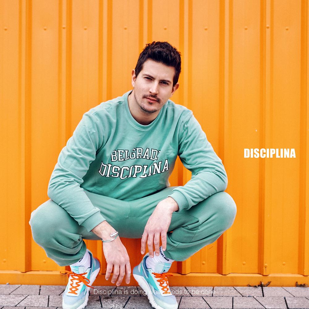Miljan Bulatovic for Disciplina, Photo by: Jana Mitrovic