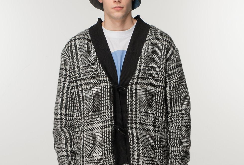 Console plaid jacket