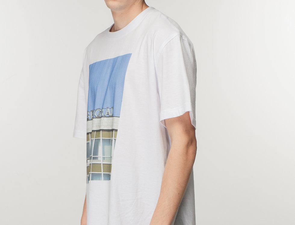 Beograd oversized T-shirt / Beograd oversized majica
